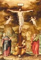 The Crucifixion - (after) Marcello Venusti