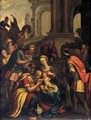 The Adoration Of The Magi 2 - (after) Denys Calvaert