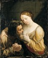 Cimon And Pero (Roman Charity) - Giovanni Andrea Sirani