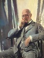 Portrait Of Mr Francis Henry Edward Livesay - Sir William Newenham Montague Orpen