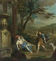Cephalus And Procris - Dutch School