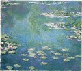 Nympheas 4 - Claude Oscar Monet