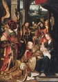 The Adoration Of The Magi - Italian Unknown Master