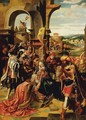 Adoration Of The Magi - Antwerp School