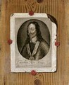 A Trompe L'Oeil With An Engraving Of Charles I - Evert Collier