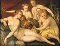 The Three Graces - (after) Frans, The Elder Floris