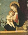 Madonna And Child - (after) Vincenzo Civerchio