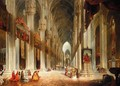 A Interior View Of Milan Cathedral - James Holland