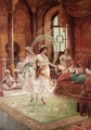 Harem Dancers - Continental School