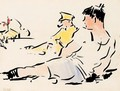 Football - Francis Campbell Boileau Cadell