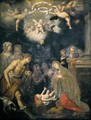 The Adoration Of The Shepherds - Stefano Danedi