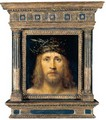 Head Of Christ As The Man Of Sorrows - German School