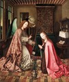 The Annunciation 2 - (after) Rogier Van Der Weyden