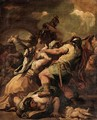 The Massacre Of The Innocents - (after) Luca Giordano