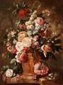 Floral Still Life - English School