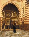 Mosque Of Ezbeck, Cairo, Egypt - Aloysius O'kelly