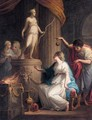 Orestes And Iphigenia At Tauris - Angelica Kauffmann