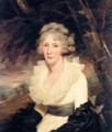 Portrait Of Miss Mary Robertson Barclay, Later Mrs Russell - Sebastien Leclerc