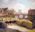 View Of Tewkesbury - Joseph Farington