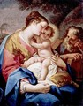 Madonna And Child - (after) Corrado Giaquinto