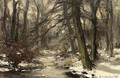 Winter In Het Haagsche Bos - Louis Apol