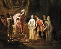 The Continence Of Scipio - (after) Nicolaes Knupfer
