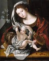 Virgin And Child 2 - (after) Jan (Mabuse) Gossaert