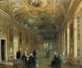 The Galerie D'Apollon At The Musee Du Louvre - Armand Julien Palliere