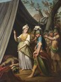 Jael And Sisera - Dutch School