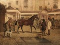 Sale At Old Tattersall'S - Henry Jnr Alken