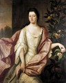 Portrait Of Anne, Wife Of The 7th Lord Elphinstone - (after) Kneller, Sir Godfrey