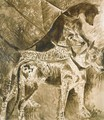 Three Dogs - Kuzma Sergeevich Petrov-Vodkin