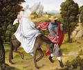 The Flight Into Egypt - South Netherlandish School
