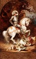 St George And The Dragon - Daniel Hock