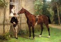 Before The Morning Ride - Samuel Edmund Waller