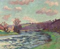 Bords De La Creuse (Barrage De Genetin) - Armand Guillaumin