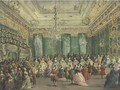 The Ladies' Concert In The Philharmonic - (after) Francesco Guardi