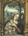 Virgin And Child - (after) Jan (Mabuse) Gossaert