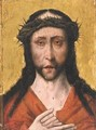 Christ As Man Of Sorrows - (after) Dieric The Elder Bouts