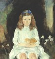 Little Dora - Charles Webster Hawthorne