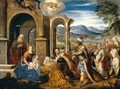 The Adoration Of The Magi 2 - Flemish School