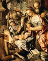 The Adoration Of The Shepherds - Joachim Beuckelaer