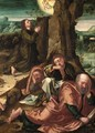 The Agony In The Garden 2 - South Netherlandish School