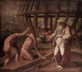 The Building Of Noah's Ark - (after) Raphael (Raffaello Sanzio of Urbino)