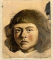 Head Of A Boy - Albert van der Eeckhout