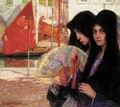 Girls In Venice - Hector Nava