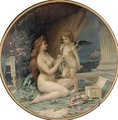 Venus And Cupid - Henri Camille Danger