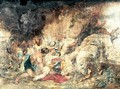 The Conversion Of Saint Paul 2 - (after) Sir Peter Paul Rubens