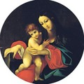 Madonna And Child - (after) Lodovico Carracci