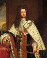 State Portrait Of George I - (after) Kneller, Sir Godfrey